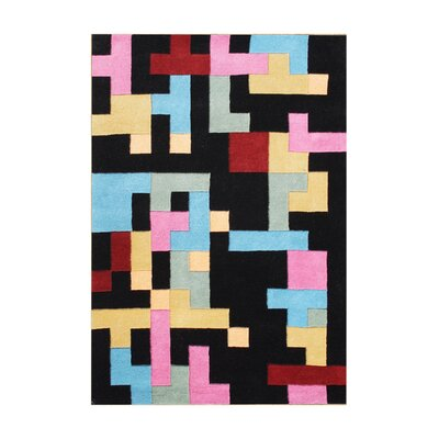 Springwater Hand-Tufted Area Rug Rug Size: Rectangle 5 x 8