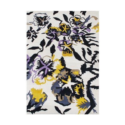 Westfall Hand-Tufted Area Rug Rug Size: Rectangle 5 x 8