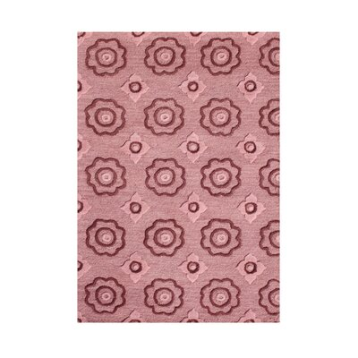 Winston Hand-Tufted Cashmere Area Rug Rug Size: Rectangle 8 x 10