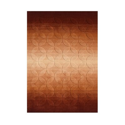 Ammon Hand-Tufted Almond Area Rug