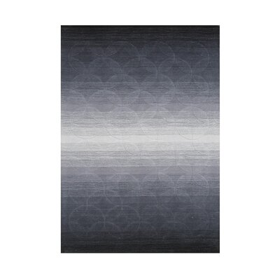 Arco Hand-Tufted Grey Area Rug