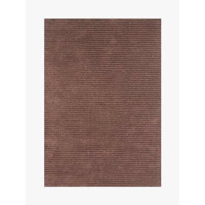 Blanchard Hand-Tufted Brown Area Rug