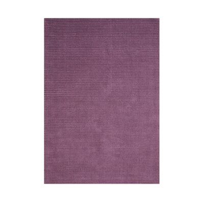 Boise Hand-Tufted Purple Area Rug