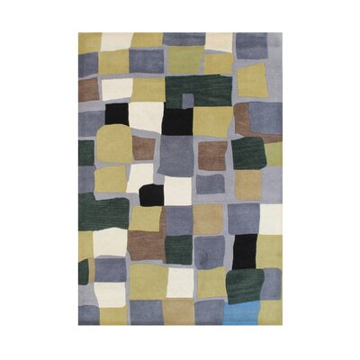 Fork Hand-Tufted Area Rug