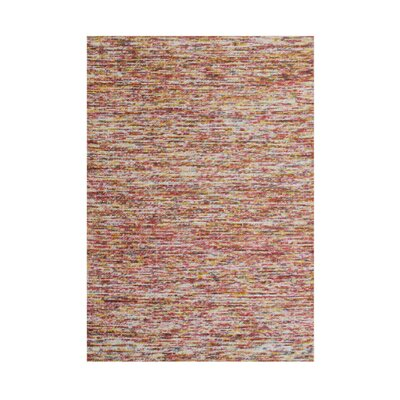 Dalton Hand-Tufted Ash Rose Area Rug