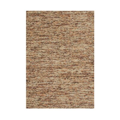 Driggs Hand-Tufted Tan Area Rug