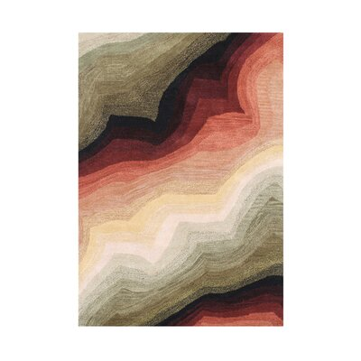 Gooding Hand-Tufted Area Rug Rug Size: 8 x 10