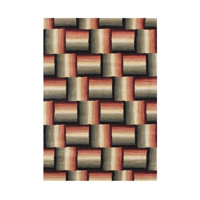 Idaho Hand-Tufted Area Rug Rug Size: 5 x 8