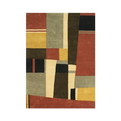 Wendell Hand-Tufted Area Rug