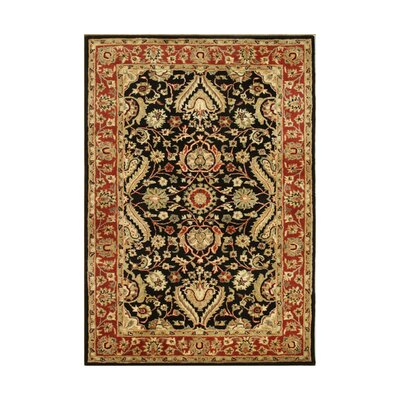 Boone Hand-Tufted Area Rug Rug Size: 9 x 12