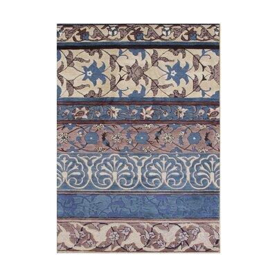 Kino Hand-Tufted Beige Area Rug Rug Size: 8 x 10