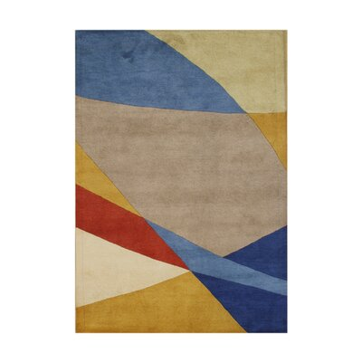 Martin Hand-Tufted Area Rug Rug Size: 5 x 8