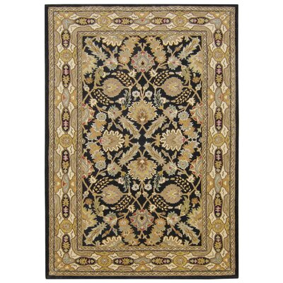 Barbil Hand-Tufted Beige Area Rug