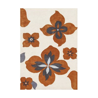 Bhainsa Hand-Tufted Area Rug