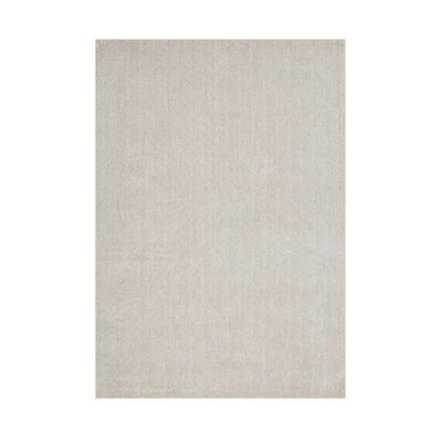 Bodhan Hand-Tufted Beige Area Rug