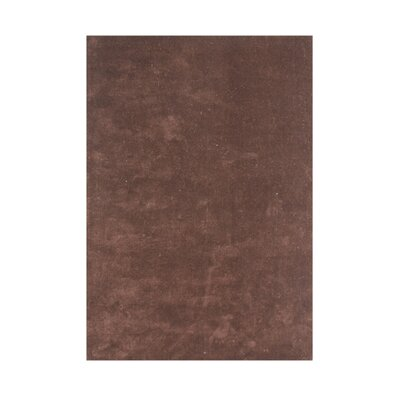 Chirala Hand-Tufted Brown Area Rug
