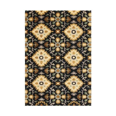 Hand-Tufted Cream Area Rug