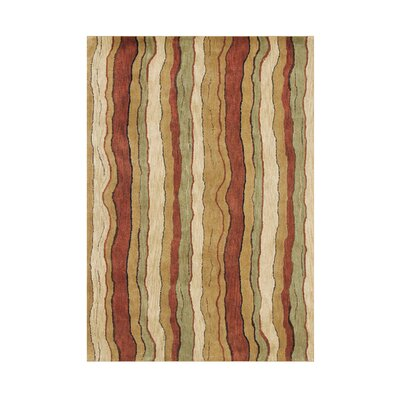 Hand-Tufted Winter Wheat Area Rug