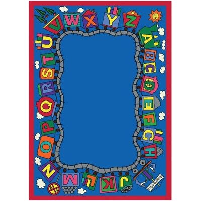 Area Rug Rug Size: Rectangle 54 x 78
