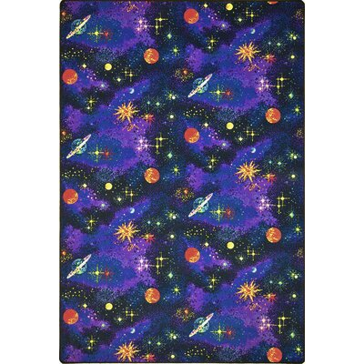 Blue Area Rug Rug Size: Rectangle 12 x 15