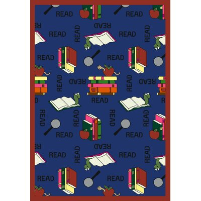 Area Rug Rug Size: Rectangle 310 x 54
