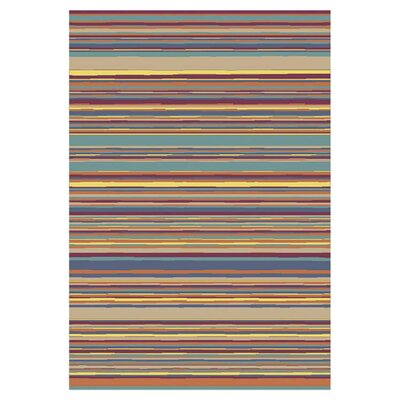 Area Rug Rug Size: 78 x 109