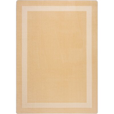 Sandstone Area Rug Rug Size: Rectangle 310 x 54