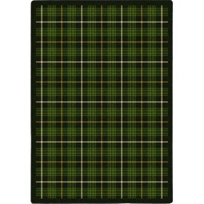 Bit O Scotch Seaside Blue Rug Rug Size: 109 x 132