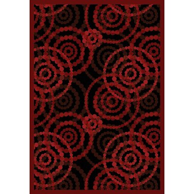 Ruby Area Rug Rug Size: 109 x 132