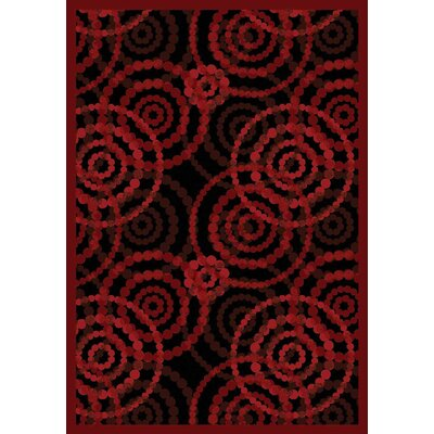 Ruby Area Rug Rug Size: 78 x 109
