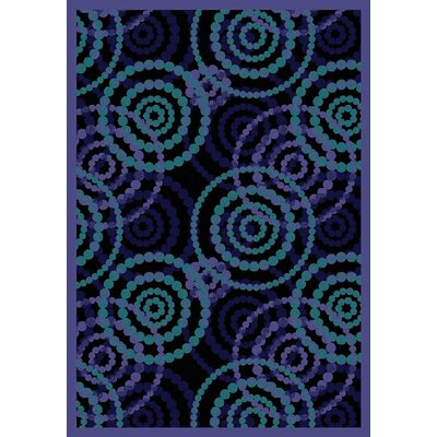 Sapphire Area Rug Rug Size: 78 x 109