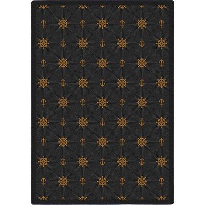 Onyx Area Rug Rug Size: 78 x 109