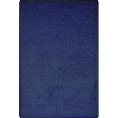 Shelby Tufted Blue Area Rug Rug Size: 12 x 15