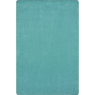Seafoam Area Rug Rug Size: Rectangle 4 x 6