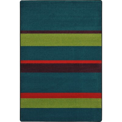 Sage Green Area Rug Rug Size: 78 x 109