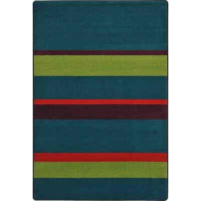 Sage Green Area Rug Rug Size: 54 x 78