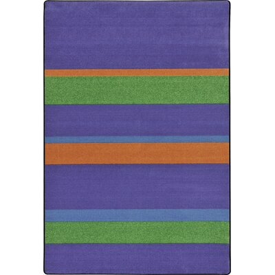 Violet Area Rug Rug Size: 78 x 109