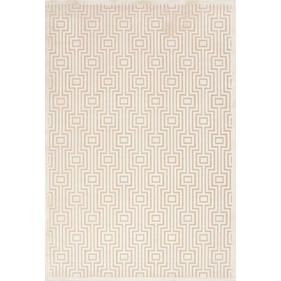 Beige Area Rug Rug Size: Rectangle 2 x 3