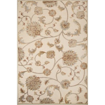 Beige Area Rug