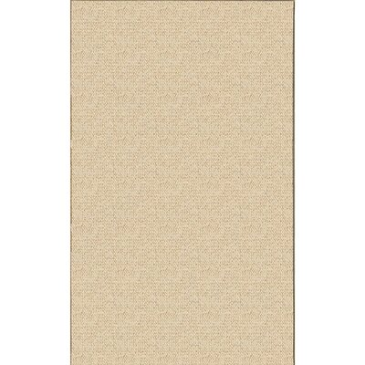 Hand-Tufted Beige Area Rug Rug Size: Runner 26 x 9
