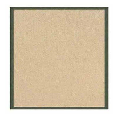 Hand-Tufted Beige Area Rug Rug Size: Rectangle 110 x 210