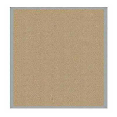 Hand-Tufted Beige Area Rug Rug Size: 4 x 6