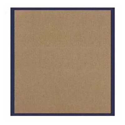 Hand-Tufted Beige Area Rug Rug Size: Rectangle 89 x 12