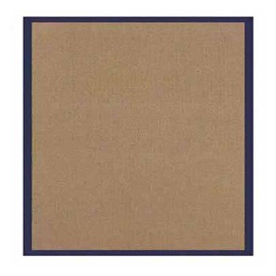 Hand-Tufted Beige Area Rug Rug Size: Rectangle 1'10
