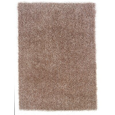 Hand-Tufted Pink Area Rug Rug Size: Rectangle 8 x 10