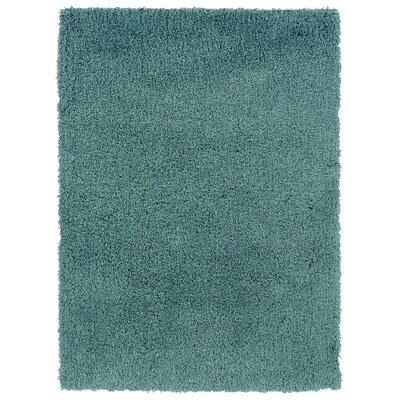 Hand-Woven Aquifer Area Rug Rug Size: Rectangle 1'10