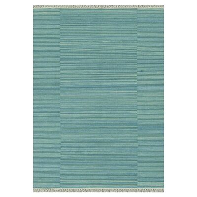 Barret Hand-Woven Area Rug Rug Size: Rectangle 79 x 99