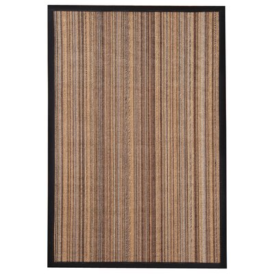 Hand-Woven Area Rug Rug Size: Rectangle 6 x 9