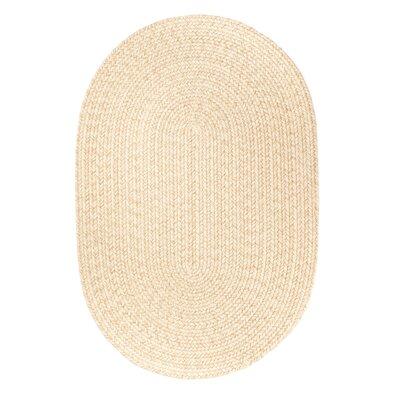 Handmade Sand Area Rug Rug Size: 2 x 3