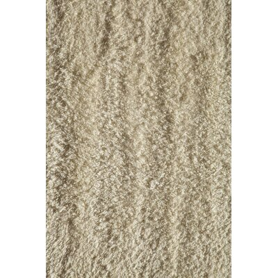 White Area Rug Rug Size: 53 x 710